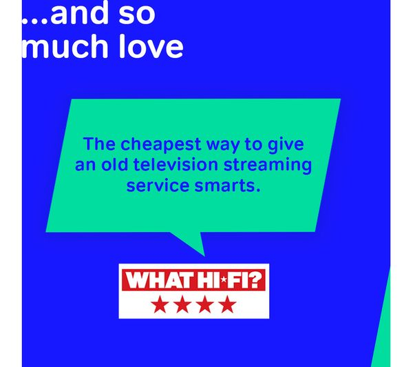 NOW TV Smart Stick with 1 Month Sky Sports Pass