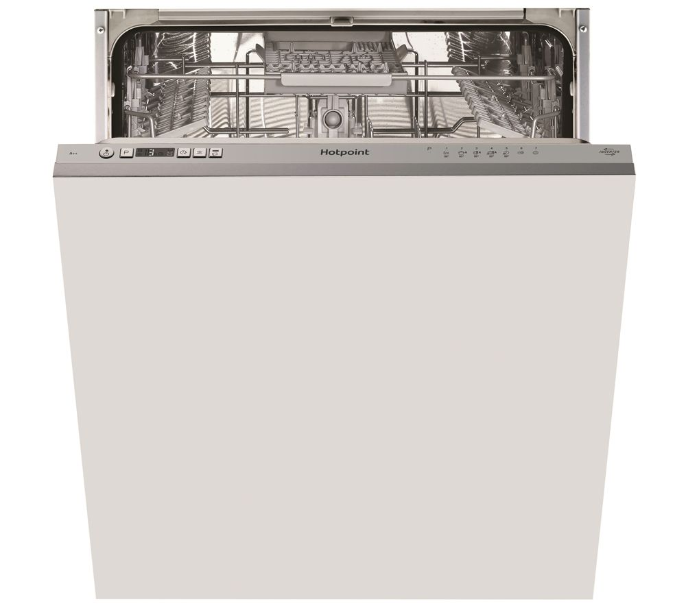 HEIC 3C26 C UK Full-size Fully Integrated Dishwasher