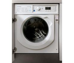 BIWMIL81284 Integrated 8 kg 1200 Spin Washing Machine