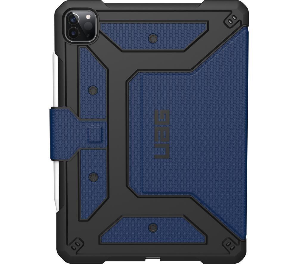 """UAG Metropolis 12.9"""" iPad Pro Case - Cobalt"""