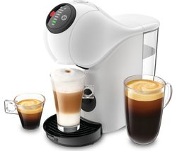 Image of DOLCE GUSTO by Krups Genio S KP240140 Coffee Machine - White