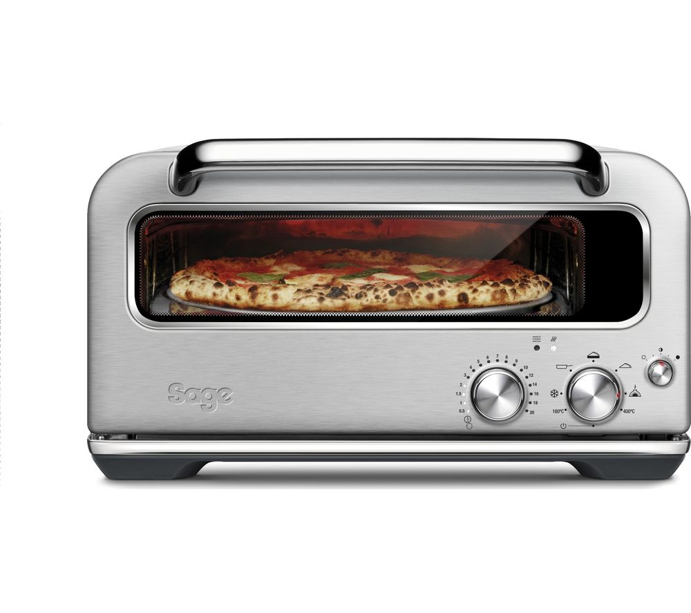 SAGE Pizzaiolo SPZ820BSS Pizza Oven - Stainless Steel