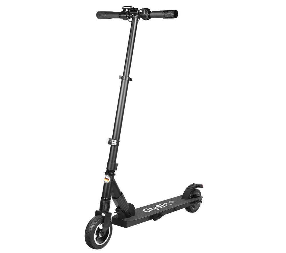 CITYBLITZ SLIMLINE CB049 Electric Scooter - Black