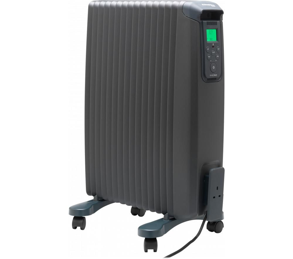 Image of DIMPLEX EVORAD2BTA Portable Smart Oil-Free Radiator - Anthracite, Anthracite