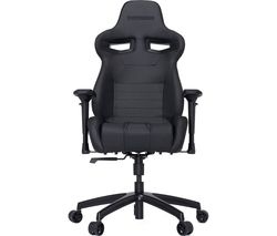 S-line SL4000 Gaming Chair - Black & Carbon