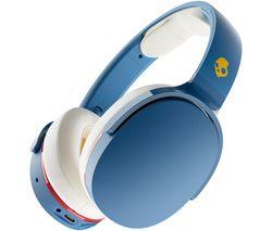 Hesh Evo Wireless Bluetooth Headphones - Blue & White