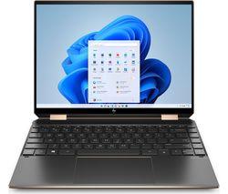 """Spectre x360 13.5"""" 2 in 1 Laptop - Intel® Core™ i7, 512 GB SSD, Black"""