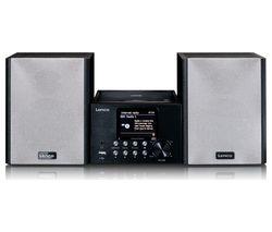MC-250 Bluetooth Micro Hi-Fi System - Black