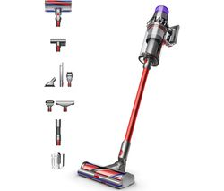 V11 Outsize Cordless Vacuum Cleaner - Red