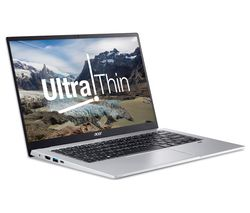 "Swift 1 14"" Laptop - Intel® Pentium™, 128 GB SSD, Silver"