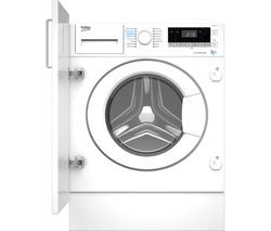 RecycledTub WDIK752151 Integrated 7 kg Washer Dryer