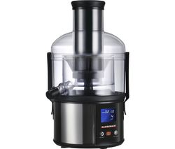 Easy Fun 40125 Juicer - Black & Silver
