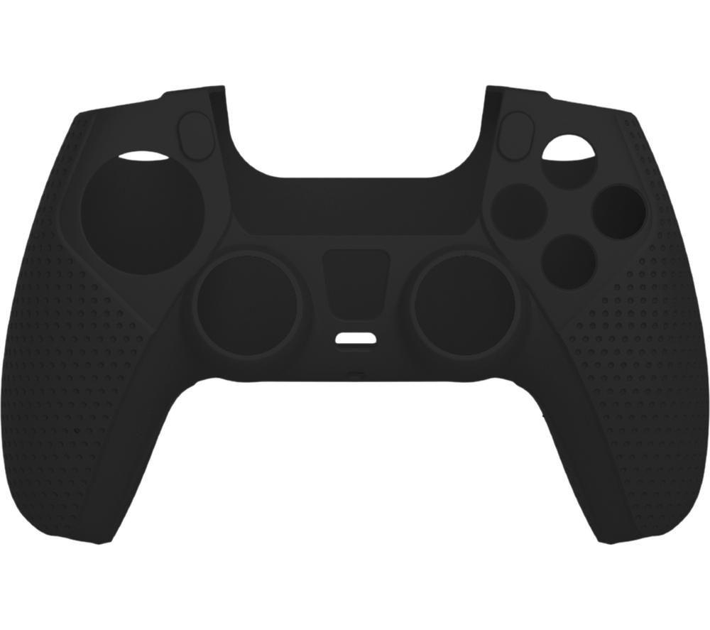 WHITE SHARK BODYLOCK-B PS5 DualSense Silicone Cover - Black, White
