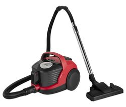 VCO32801AR Cylinder Bagless Vacuum Cleaner - Red