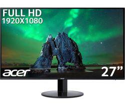 "SB271bi Full HD 27"" IPS LCD Monitor - Black"