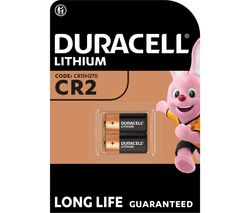 Ultra Photo CR2 Batteries - Pack of 2