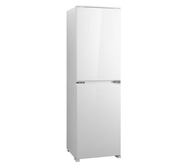 Image of KENWOOD KIFF5014 Integrated Fridge Freezer - White, White