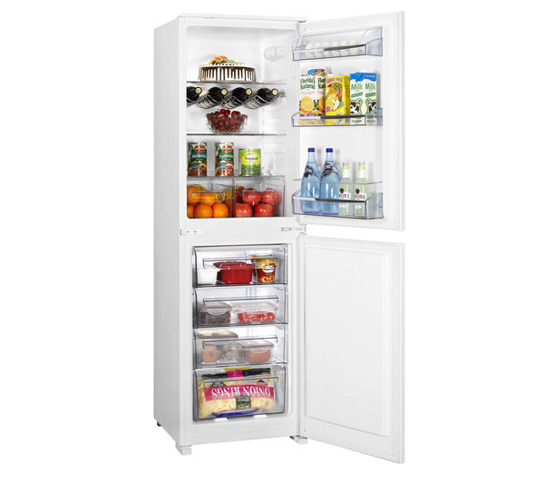 kenwood kiff5014 integrated fridge freezer white