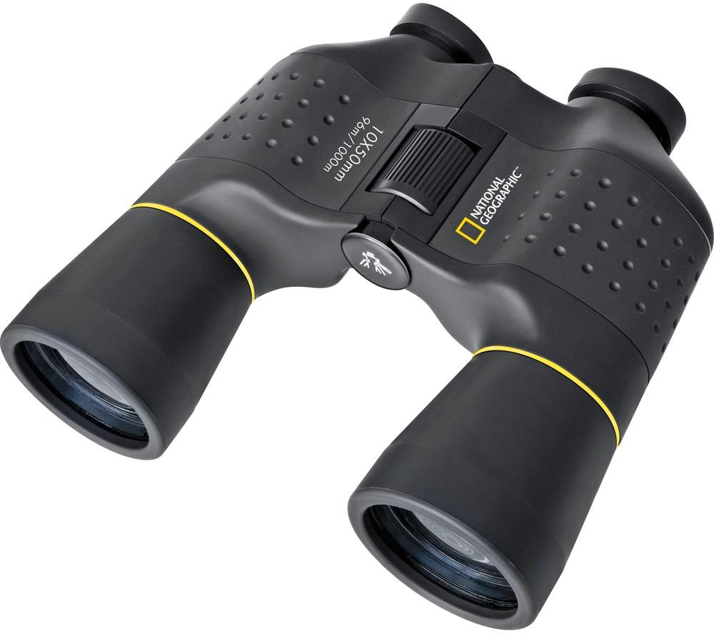 Compare prices for Nat. GEOGRAPHIC 10 x 50 Porro Prism Binoculars