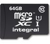 INTEGRAL UltimaPro High Performance Class 10 microSD Memory Card - 64 GB