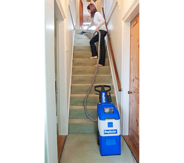 Rug Doctor Mighty Pro X3 Upright Carpet Cleaner Blue