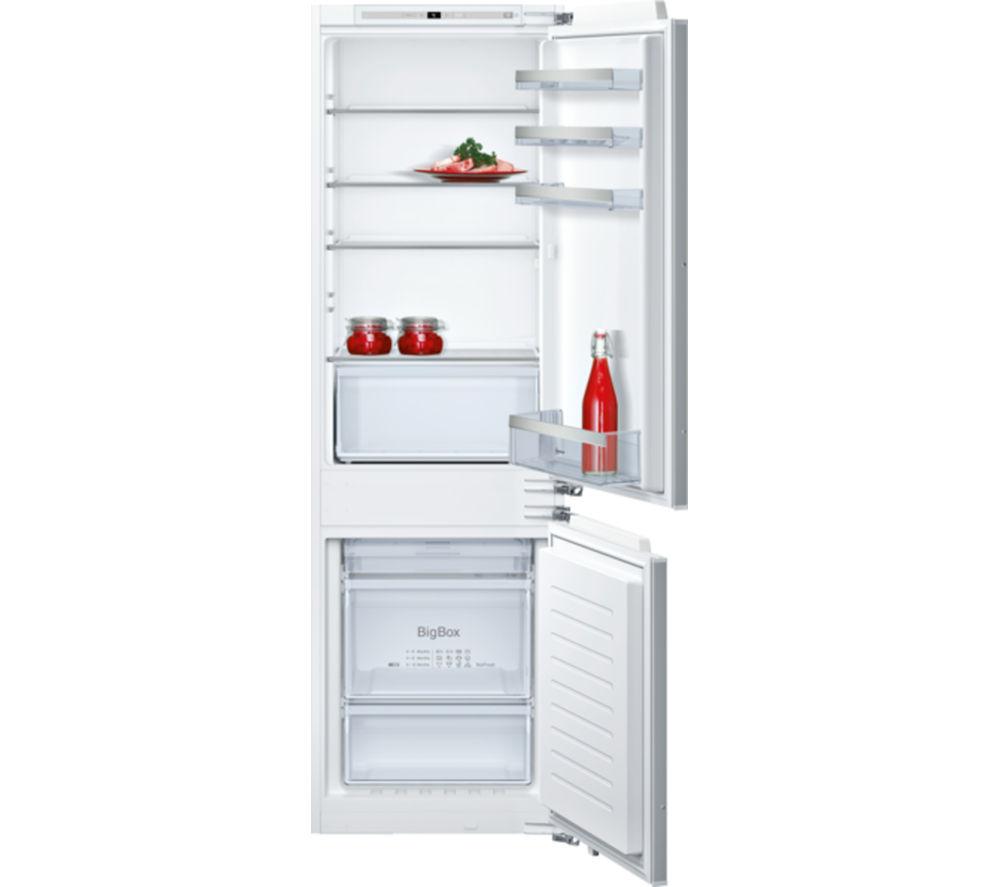 NEFF N50 KI7862F30G Integrated 60/40 Fridge Freezer