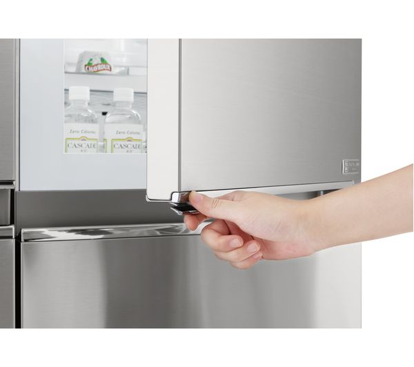 lg gsj961nsbv fridge freezer stainless steel