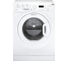 HOTPOINT Aquarius WMAQF641P Washing Machine - White