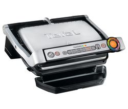 OptiGrill+ GC713D40 Health Grill - Stainless Steel