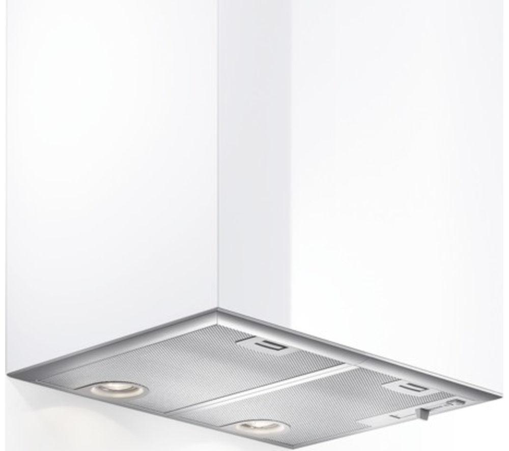 BOSCH DHL555BGB Canopy Cooker Hood - Silver