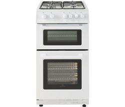 50GTC 50 cm Gas Cooker - White