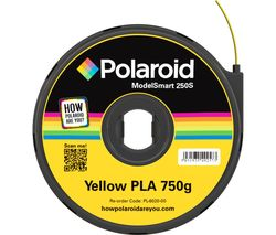POLAROID PL-6020-00 Filament 3D Printer Cartridge - 750 g, Yellow