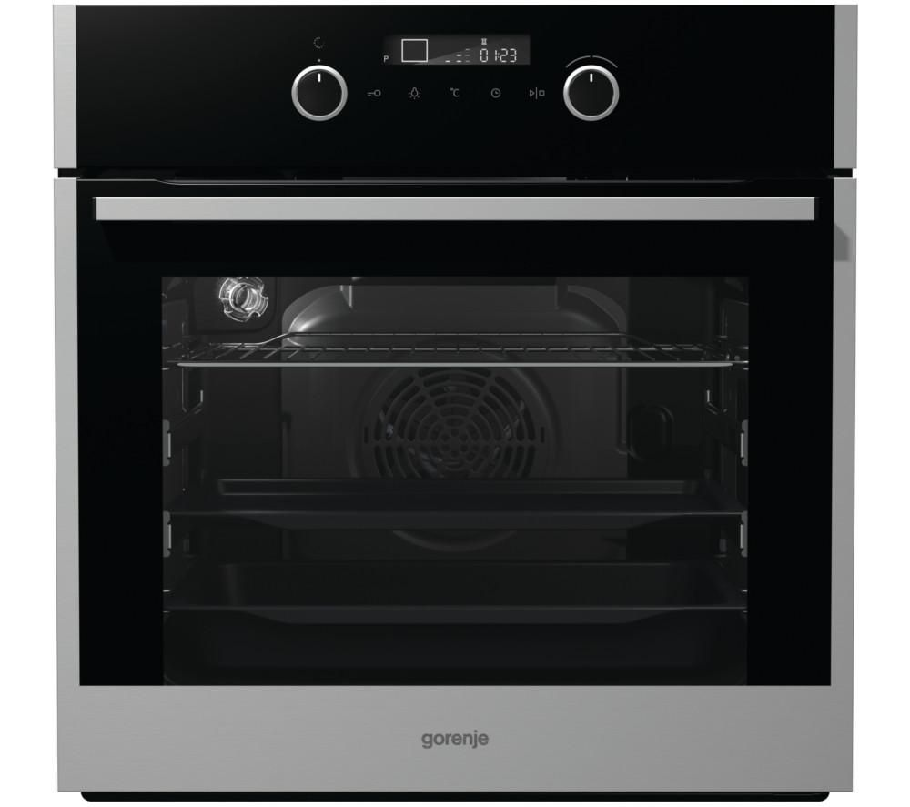 GORENJE BOP647A12XG Electric Oven - Stainless Steel, Stainless Steel