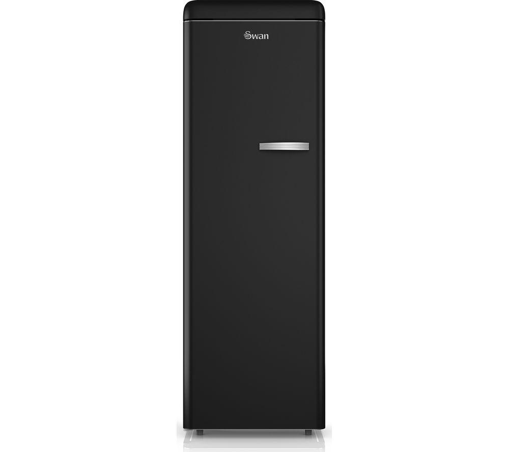 SWAN SR11040BN Tall Freezer - Black