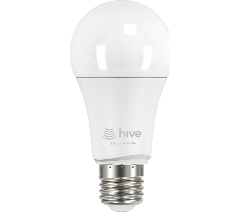 Compare retail prices of Hive Active Light Warm White Bulb E27 to get the best deal online