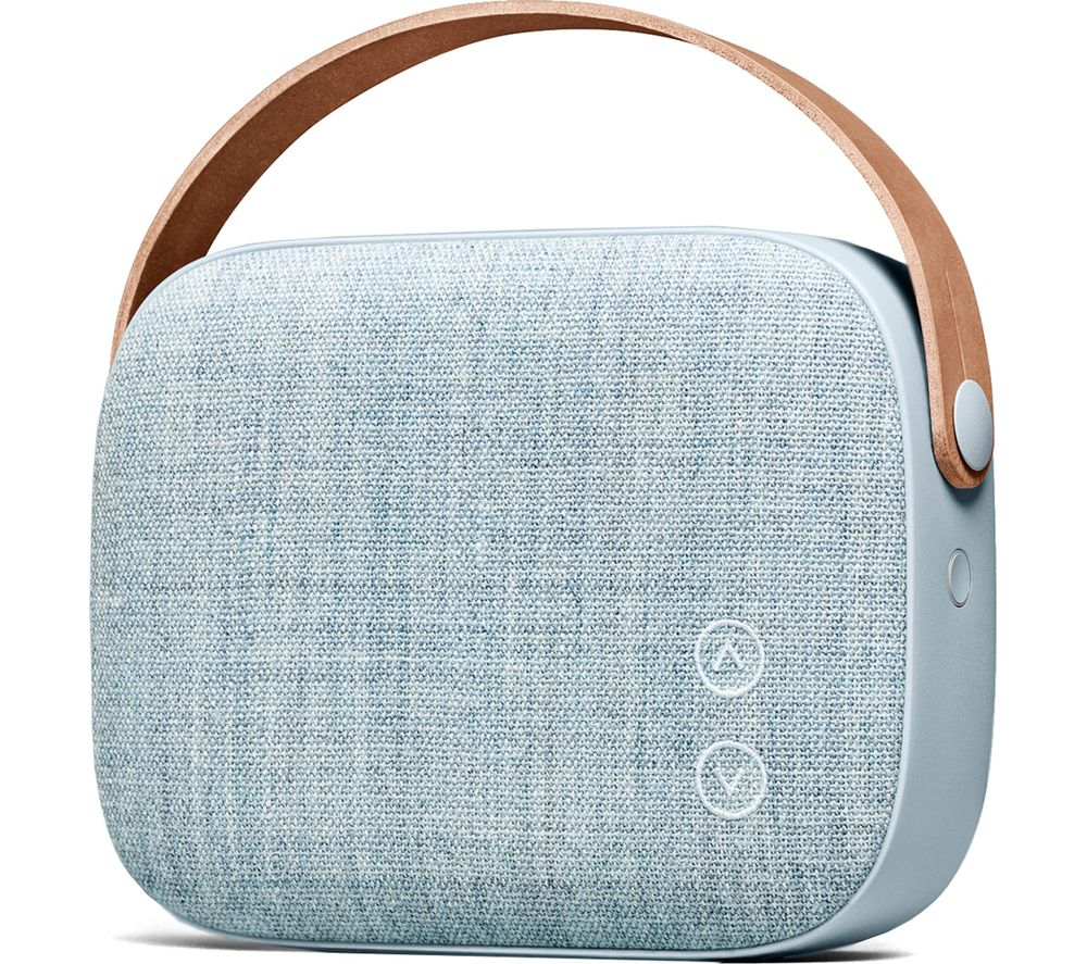 VIFA Helsinki Portable Wireless Speaker - Misty Blue