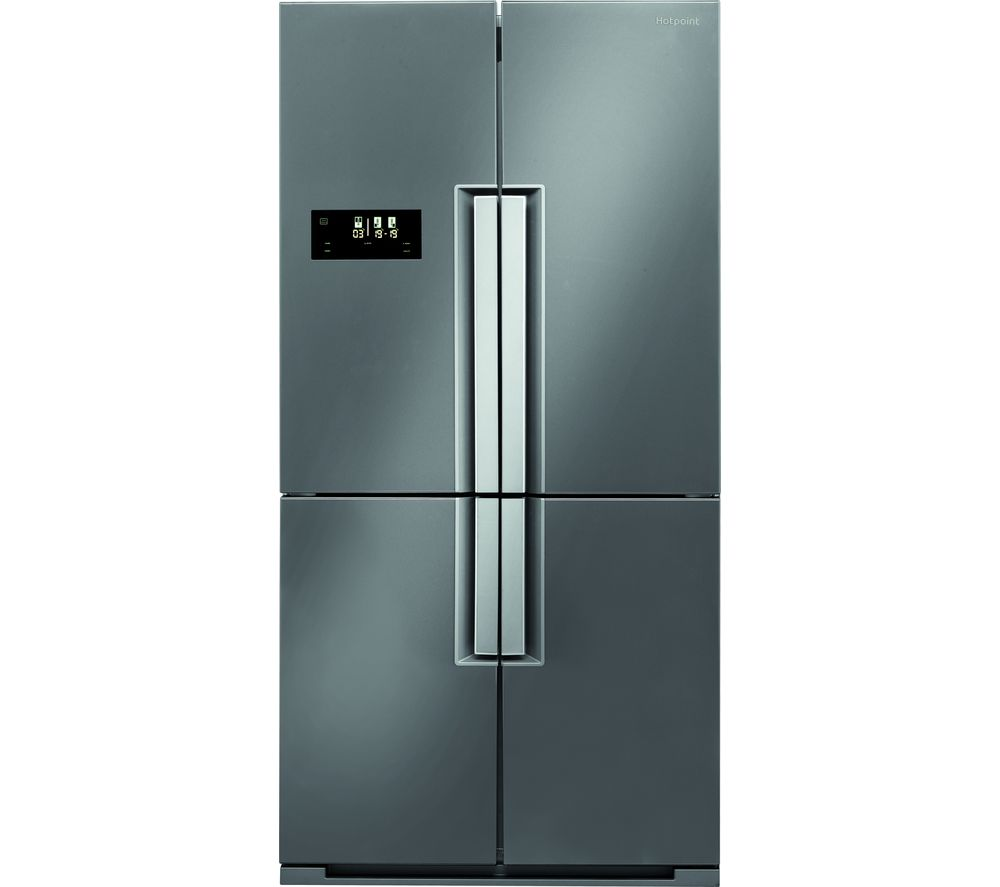 Compare prices for Hotpoint HPSN 4T Fridge Freezer