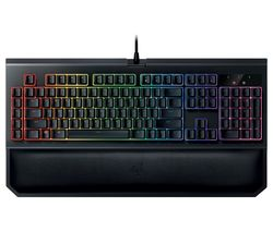 RAZER BlackWidow Chroma V2 Mechanical Gaming Keyboard - Green Switches