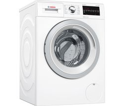 BOSCH Serie 6 WAT28421GB 8 kg 1400 Spin Washing Machine - White