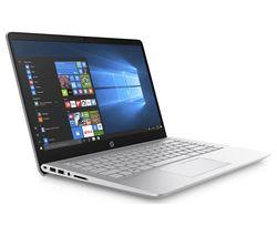"""HP Pavilion Pro 14-bf052na 14"""" Laptop - Silver"""