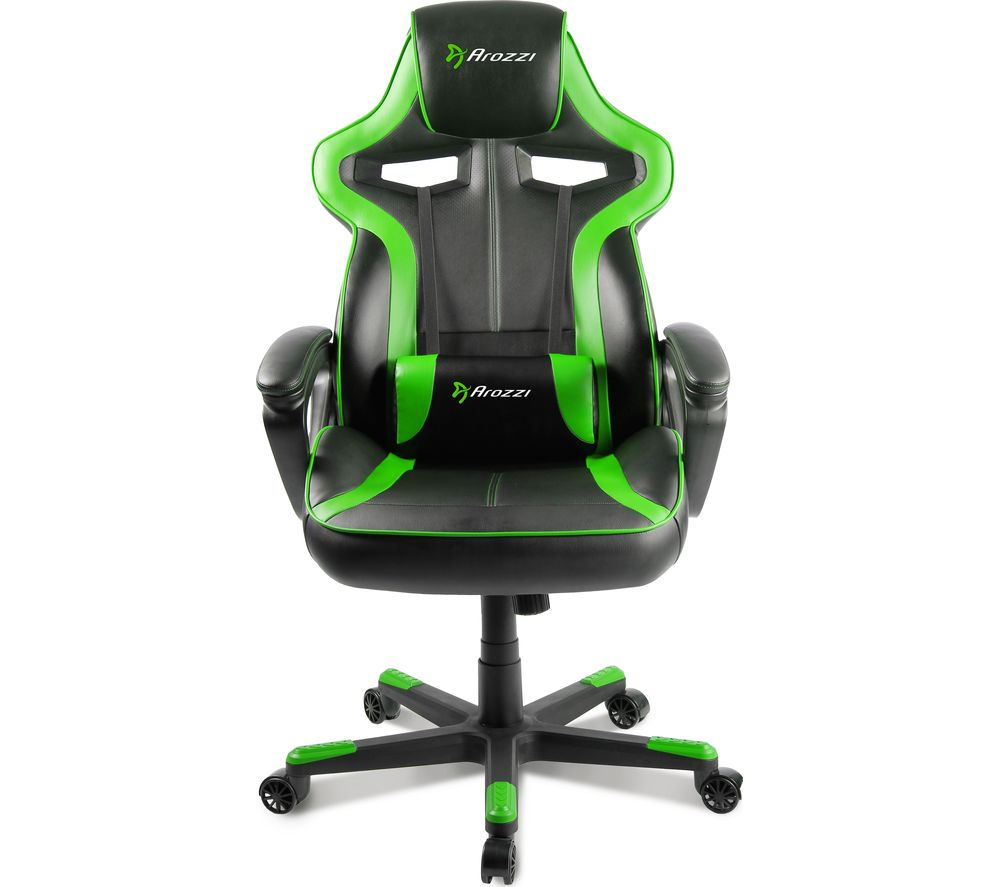 Image of AROZZI Milano Gaming Chair - Green, Green