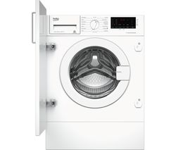 Pro WIX765450 Integrated 7 kg 1600 Spin Washing Machine