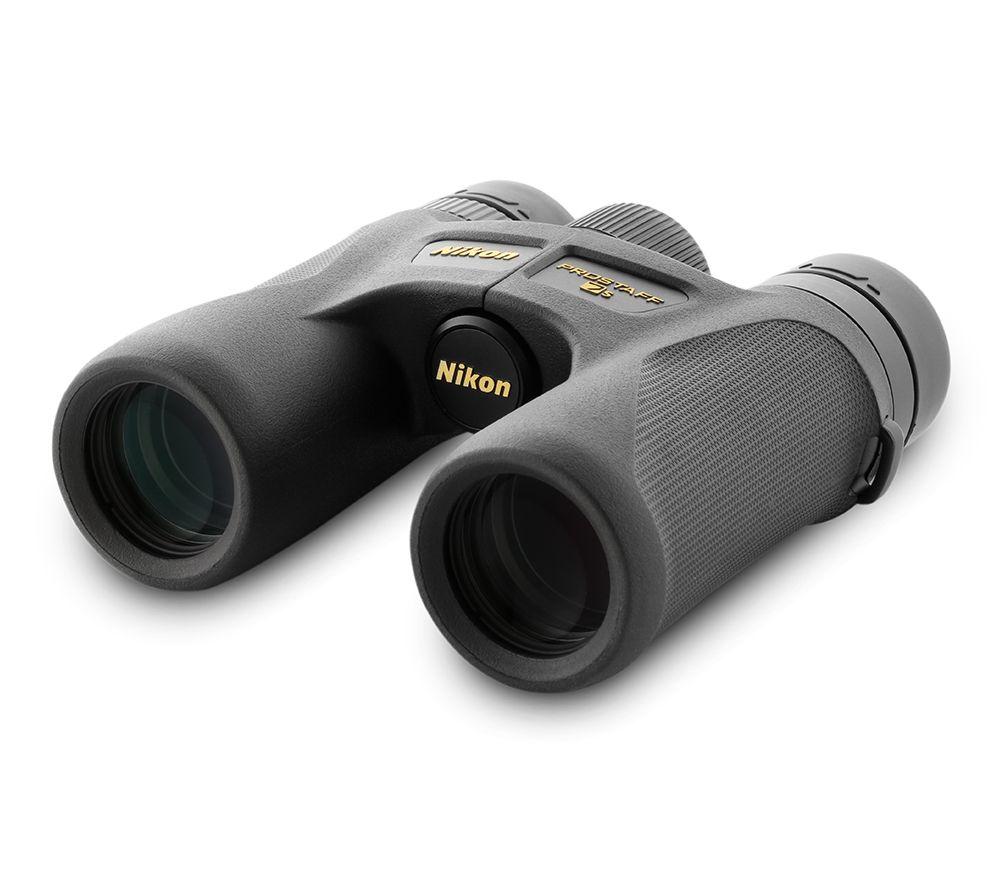 NIKON PROSTAFF 7S 10 x 30 mm Binoculars - Black