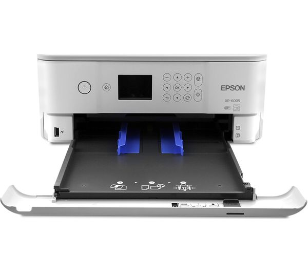 buy epson expression premium xp 6005 all in one wireless inkjet printer 202 kiwi 5 colour ink. Black Bedroom Furniture Sets. Home Design Ideas