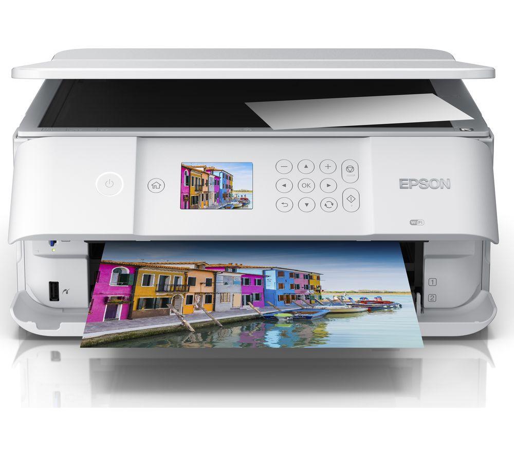 EPSON Expression Premium XP-6005 All-in-One Wireless Inkjet Printer