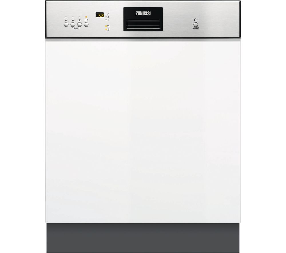 Image of ZANUSSI ZDI26022XA Full-size Integrated Dishwasher