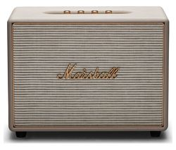 MARSHALL Woburn Wireless Smart Sound Speaker - Cream