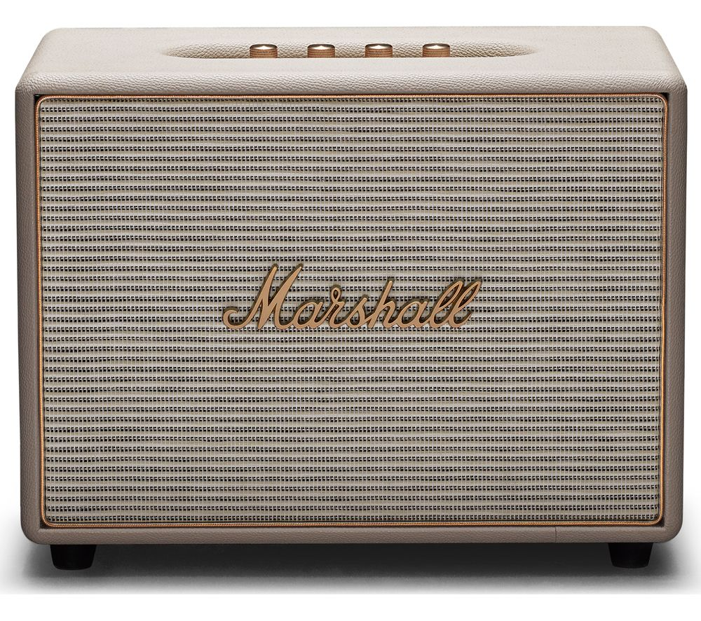 Compare prices for Marshall Woburn Wireless Smart Sound Speaker