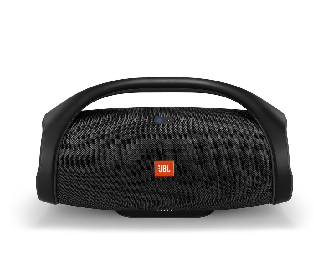 Compare retail prices of JBL Boombox Portable Bluetooth Wireless Speaker - Black to get the best deal online