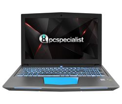 "PC SPECIALIST Proteus V 15.6"" Intel® Core™ i7 GTX 1060 Gaming Laptop - 1 TB HDD"
